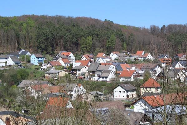 Ansicht Krickenbach